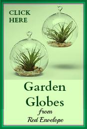 Garden GLobe-RedEnv