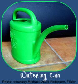 Indoor Garden Supplies - Watering Can